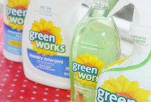 >> Cleaning Hacks / by Krystal at Sunny Sweet Days