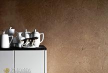 Volimea - exklusive Wandbeschichtung