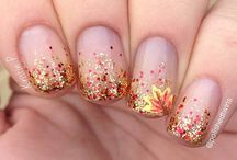 Autumn nails