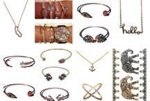 Au Courant Jewelry and Accessories / The best, and chicest jewelry and accessories!
