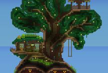 Terraria / Terraria Builds