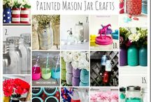 Mason Jars - So Many Uses! / I wish I had been saving these for awhile now...
