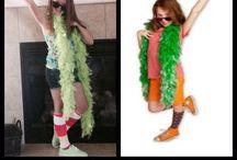 Costumes for Maidi
