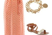 Clothes! / Spring and summer fashion trends.