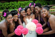 Destination Wedding White Bridal Bouquets