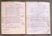 Manuscrits / Autographes / Manuscrits et documents autographes