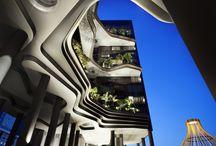 Architettura estremo-futuristica