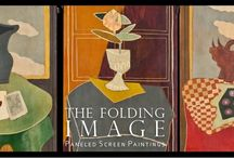The Folding Image: Paneled Screen Paintings.