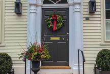 Doors of Newport