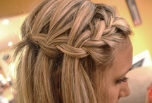 Dreamy hairstyles