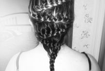 Braids by Whitney / Braids I've learned and done on friends / by Whitney Griffin