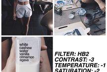 Filtros- edição de foto