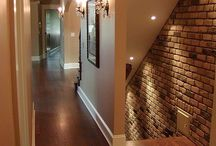 Dream Home - Entryways, Mudrooms, Hallways / by Andrea Hartinger