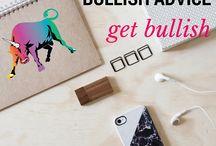 No BS Advice || Get Bullish