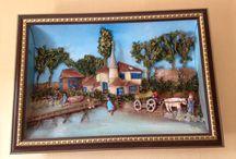 Yağlı boya resimleri