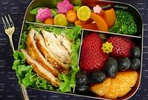 Lunches and bento / Food