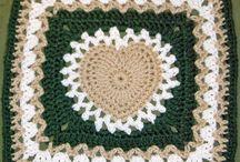 crochet and knitting / Вязаны, вышиваня, шиття  / by Olga Kravchuk