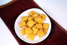 Recipes to Try:  Snacks