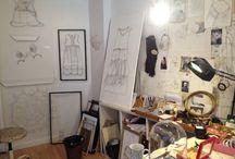 Artist studios - be curious / Artists studios