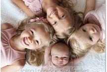 Çocuklar toplu foto