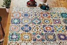 FELISSIMO: Crochet Turkish Tiles
