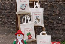 Personalised Christmas Sack's