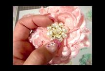 Video of my Creations / by Iluvvintagescrap Juliana