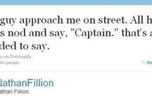 Oh Captain, My Captain!