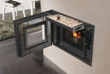 Fireplaces/ Pellet heaters