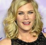 ALISON SWEENEY at Hallmark Channel Party at  Winter TCA Tour in Pasadena