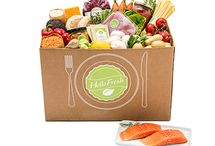 Gourmet Food Delivery Meals