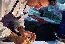 Portraits / Des portraits de Chefs, sommeliers, producteurs locaux...