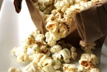 Snacks: Popcorn and Nuts
