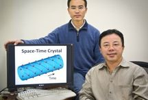 Time-space Crystal