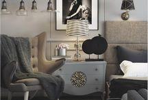 furniture (modern classic/vintage)