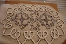 Romanian Point Lacework