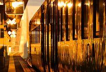 Trains, Stations, Tracks