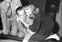 Bogart and Bacall / by Claire Johnson