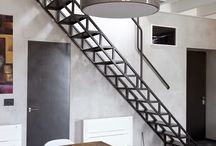 Interior | Staircases / Staircases, stairs, interior design, home decor, architecture, innovation