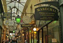 Paris - Places / Places to see in paris / by Ghislain Touraine