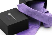 Γραβάτες Mercedes-Benz Collection / Τελειοποίησε με εντυπωσιακό τρόπο το ντύσιμό σου με μια γραβάτα Mercedes-Benz!
