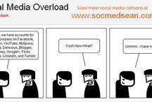 Social Media / by Kim Danek