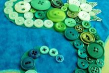 Button Crafts / by Pam Dudley