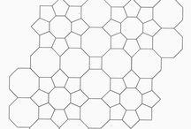 パッチワーク パターン