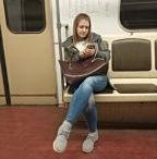 отдых в метро