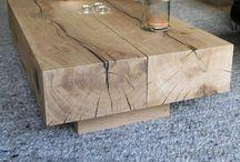 obývací stolek