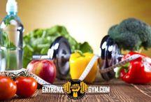 Alimentación / Todo lo que necesitas saber o conocer sobre una alimentación deportiva adecuada y completa para tu entrenamiento desde http://www.entrenagym.com/alimentacion/