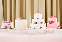 Stunning wedding cakes