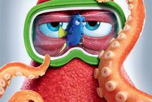 Nemo & dory party ideas