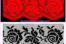 Filetové vzory